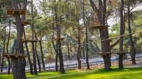 ÇOCUK OYUNLARI - Karacaoğlu Mahallesine Go-Kart Parkı Yapılıyor