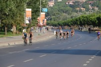 KARTAL BELEDİYE BAŞKANI - Kartal 2017 Triatlonu Nefes Kesti