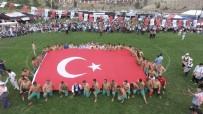 KARAKUCAK GÜREŞLERİ - Kızıldağ'da Altın Kemer Artık 1 Kilo