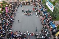 YUMURTA - Kocasinan'ın Çocuk Oyunları, Turgut Reis Mahallesi'nde Canlandı