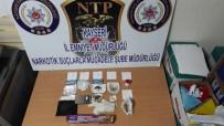 ALÜMİNYUM FOLYO - Küçükmustafa Mahallesinde Uyuşturucu Baskını
