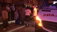 MUSTAFA APAYDIN - Künefecide Gaz Kaçağı Açıklaması 10 Kişi Zehirlendi
