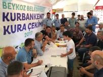 KURA ÇEKİMİ - 'Kurbankent' Çadırlarında Kura Çekimi Yapıldı