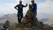 TEKNIK MALZEME - Kurt Dağına Tırmanış