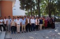 Lapseki'de AK Parti'nin 16'Ncı Yıldönümü Kutlamaları