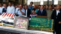 MAGANDA KURŞUNU - Maganda Kurbanı Ahmet Son Yolculuğuna Uğurlandı