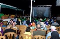 Meram'da Açık Hava Sinema Etkinlikleri Sürüyor