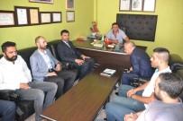 MHP Battalgazi İlçe Başkanı Samanlı Çiftçilerin Sorunlarını Dinledi