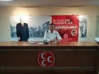 MAHALLİ İDARELER - MHP İzmir'de Başkanlık Divanı Listesi