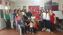 MEHMET AKıN - MHP Kadın Kolları'nda Şerife Kurt Dönemi