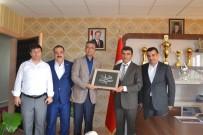 ŞEHİT YAKINLARI - Milletvekili Kamil Aydın, ASP İl Müdürlüğünü Ziyaret Etti