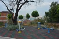 MIMARSINAN - Mimarsinan Mahallesi Parkı Açılışa Hazır