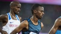 TOKYO - Mülteci Atletin Hayali Gerçek Oldu