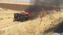 Nusaybin'de Trafik Kazası Açıklaması 1 Ölü, 1 Yaralı