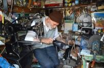Ömrünün 40 Yılı 2 Metrekarelik Dükkanda Geçti