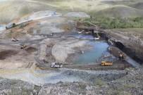 VEYSEL EROĞLU - Örenlice Barajıyla 13 Bin 500 Dekar Arazi Sulanacak