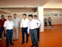 MUSTAFA DÜNDAR - Osmangazi'den Ovaakça'ya Kapalı Spor Salonu