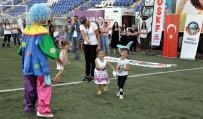 Oyun Karavanı Tuncelili Çocuklarla Buluştu