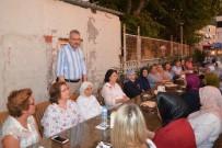 İFTAR YEMEĞİ - Özkan'dan İftar Yemeklerini Fakirlerin Evlerine Kadar Götüren AK Kadınlara Teşekkür