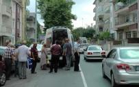 Pansiyonun Balkonundan Düşen Yaşlı Kadın Ağır Yaralandı