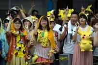 ANİMASYON - Pikachular Japonya Sokaklarını Hareketlendirdi