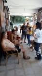 ÇEKEN AKINTI - Polis Memuru Boğulmaktan Son Anda Kurtarıldı