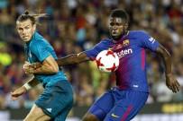 KENDİ KALESİNE - Real Madrid, Barcelona'yı Evinde Ezdi Geçti