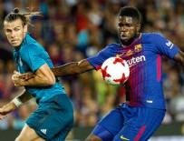 İSPANYA KRAL KUPASI - Real Madrid büyük avantaj yakaladı