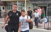 Samsun'da FETÖ'den Gözaltına Alınan 19 Kişi Adliyeye Sevk Edildi