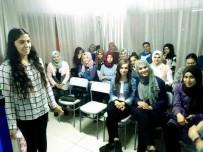 HALK EĞİTİM - Şaphane'de 'Konuşan Ellerimiz' Kursu