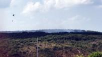 MARMARACıK - Sarıyer'de Orman Yangını Açıklaması 15 Dönüm Alan Zarar Gördü