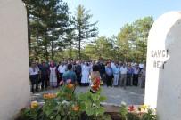 ERTUĞRUL GAZI - Şehit Saru Batu Savcı Bey Şehadetinin 730'Uncu Yılında Anıldı