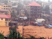 TOPRAK KAYMASI - Şiddetli Yağışlar Yıktı Geçti Açıklaması Yüzlerce İnsan Öldü