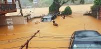 KıZıLAY - Sierraleone'de Toprak Kayması Açıklaması 312 Ölü