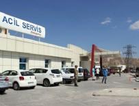 NUMUNE HASTANESİ - Sivas'ta 31 asker zehirlenme şüphesiyle hastaneye kaldırıldı