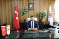 BAŞSAVCı - Siverek Cumhuriyet Başsavcısı Karataş Göreve Başladı