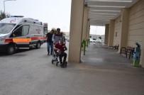 Siverek'te Trafik Kazası Açıklaması 3'Ü Çocuk 5 Yaralı