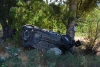 Söke'de Trafik Kazası Açıklaması 3 Yaralı