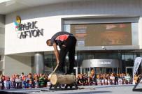 ANİMASYON - 'Stıhl Tımbersports Türkiye Şampiyonası' Afyon'da İlk Kez Park Afyon Alışveriş Merkezi'nde Gerçekleştirildi