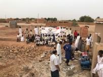 İHLAS - Sudan'lı Bin Aile İçme Suyuna Kavuştu