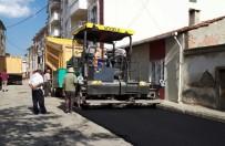 SOSYAL BELEDİYECİLİK - Sungurlu'da Asfaltlama Çalışmaları Başladı