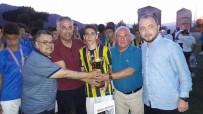 KAĞITHANE BELEDİYESİ - TFF Lefke Cup U15 Futbol Turnuvasının Kupa Töreni Yapıldı