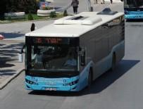 Toplu taşıma bilgileri artık cepte