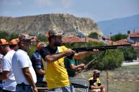 DENIZ PIŞKIN - Tosya Trap Atışlarında 350 Sporcu Yarıştı