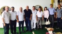 TÜRKIYE ZIRAAT ODALARı BIRLIĞI - UFK Başkanı Sebahattin Arslantürk Güven Tazeledi