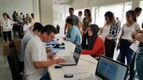 YETENEK SıNAVı - Uludağ Üniversitesi'nde Kayıtlar Başladı