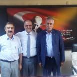 ESNAF ODASı BAŞKANı - Van'da 5 Bine Yakın Kayıtsız Esnaf Var