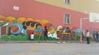 ÇıKMAZ SOKAK - Van'da 'Duvarlara Yazı Yazma, Gel Beraber Boyayalım' Projesi