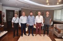 KıNALı - Yahya Kaptan Yönetimi'nden Başkan Doğan'a Ziyaret