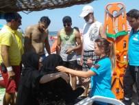 EMNIYET ŞERIDI - 181 Kişi Boğulmaktan Kurtarıldı